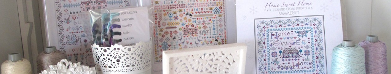 X X X RIVERDRIFT HOUSE NEEDLEWORK DESIGNS X X X